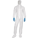 Elvex Deltuplus DT115 Non-Woven Hooded Overall - Single-Use