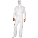 Elvex Deltuplus DT125 Non-Woven Hooded Overall - Single-Use