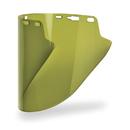 Elvex Deltuplus FS-18ARC10 Anti-Fog Molded Cylinder Lexan® Arc Shield Rated 12 Cal/Cm² For Ppe Cat 1