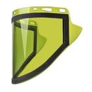 Elvex Deltuplus FS-ARC40-18-V Flash-Pro Fs-Arc40-18-V Anti-Fog Molded Cylinder Polycarbonate Arc Shield Rated 56 Cal/Cm² For Ppe Cat 4