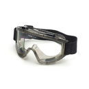 Elvex Deltuplus Visionaire High Performance Impact And Splash Goggle In Clear/Grey Supercoat Anti-Fog Lens