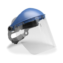 Elvex Deltuplus HG-80 Ultimate Headgear System HG-80 With Polycarbonate Face Shield, Pin-Lock Suspension And Heat Tolerant Browguard