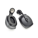 Elvex Deltuplus HM-20** Quicksnap Cap Mount Ear Muffs Hm-2029 Medium Profile With Exclusive Cut-Out Design To Fit Under Safety Caps