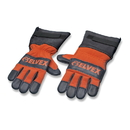 Elvex Deltuplus Chain Saw Progloves For Hand Protection