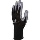 Elvex Deltuplus VE712GR Polyester Knitted Glove / Nitrile Palm