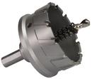"Qualtech 3-7/16"" Carbide Tipped Hole Cutter, 1"" Depth of Cut, CTH3437"