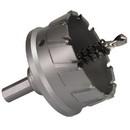 "Qualtech 2-9/16"" Carbide Tipped Hole Cutter, 3/16"" Depth of Cut, DMS04-8065"