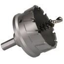 "Qualtech 2-7/8"" Carbide Tipped Hole Cutter, 3/16"" Depth of Cut, DMS04-8073"