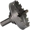 "Qualtech 2-15/16"" Carbide Tipped Hole Cutter, 3/16"" Depth of Cut, DMS04-8075"