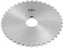 "Qualtech DWCB256 5"" x 3/16"" x 1"" Plain Metal Slitting Saw"