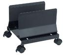 Aidata Heavy Duty Metal Mobile CPU Stand -Black