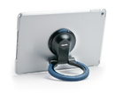 Aidata ISP602CBD MultiStand (iPad Air 2) (Clear Shell/Black-Gray Ring)