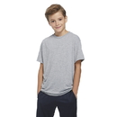Delta Apparel 11009 30/1's Youth 100% Poly Performance Tee