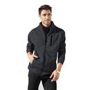 Burnside 3901 Men's Sweater Knit Fleece Jacket
