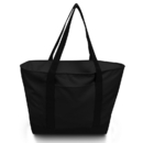 Liberty Bags 7006 Giant Zipper Boat Tote