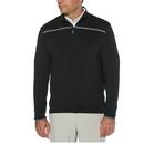 Callaway CGM502 Men's 1/4 Zip Mock Pullover