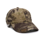 Outdoor Cap CGW-115 Garment Washed Camo Cap