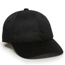 Outdoor Cap JM-123 Retro Jersey Mesh Solid Back Cap