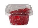 Prepack Gummi Red Ripe Raspberries 12/12oz, 053105