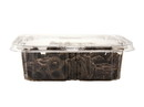 Prepack Dark Chocolate Covered Pretzels 12/7oz, 053316