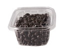 Prepack Dark Chocolate Raisins 12/12oz, 053320