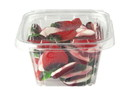 Prepack Strawberries & Cream 12/9oz, 053710