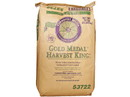 General Mills Harvest King Enriched Ubleached Flour 50lb, 140029