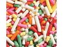 Kerry Rainbow Sprinkles 6lb, 168049
