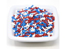 Kerry Stars & Stripes Sprinkle Mix 6lb, 168635