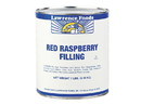 Lawrence Red Raspberry Pie Filling 6/10, 181140