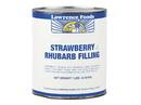 Lawrence Strawberry Rhubarb Pie Filling 6/10, 181155
