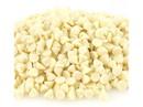 Blommer White Cocoa Butter Drops 2M 50lb, 219074