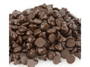 Blommer Gourmet Semi-Sweet Chocolate Drops 1M 25lb, 219100