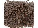 Blommer Gourmet Semi-Sweet Chocolate Drops 4M 25lb, 219105