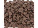 Blommer Chocolate Flavored Chips 1M 25lb, 219110