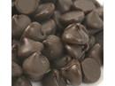 Puratos Organic Dark Chocolate Drops 1M 25lb, 219350
