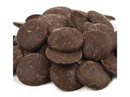 Wilbur Dark Chocolate Flavored Wafers S856 50lb, 220584