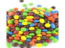 MARS M&M Milk Chocolate Baking Bits 25lb, 225200