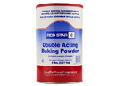 Red Star Double Acting Aluminum Free Baking Powder 5lb, 240051