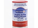 Red Star Double Acting Aluminum Free Baking Powder 6/5lb, 240054