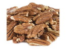 Wricley Nut Roasted and Salted Mammoth Pecan Halves 12lb, 300074