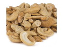 Wricley Nut Large Roasted & Salted Cashew Pieces 25lb, 308078