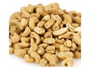 Wricley Nut Large Roasted No Salt Cashew Pieces 25lb, 308083