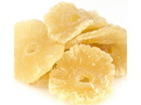 Imported Unsulfured Pineapple Rings 4/11lb, 360180