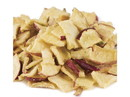 Seneca Caramel Red Apple Chips 20lb, 364070
