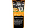 Bulk Foods Bac'n Flavored Split Pea Soup 15lb, 428052