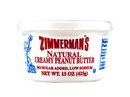 Zimmerman's Natural Peanut Butter 12/15oz, 436080
