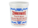 Zimmerman's Natural Peanut Butter 6/32oz, 436085