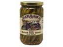 Jake & Amos J&A Spiced Dilly Beans 12/16oz, 445403