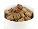Jake & Amos J&A Hot Garlic Mushrooms 12/16oz, 445412
